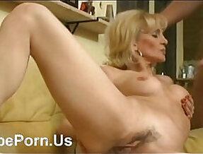 Horny blonde slut nasty Milf