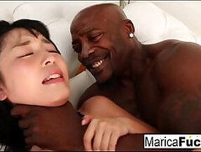 Marica hase gets a bbc