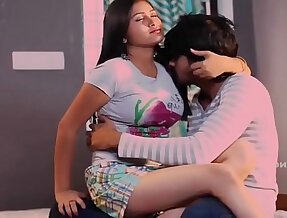 Indian Hot Romantic Pinky Bhabhi With His Boyfriend in VIllage xxxrocke
