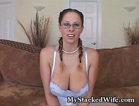 Screaming Loud Orgasm For Big Tit Hottie