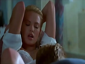 Charlize Theron hot scenes in Days In The Valley