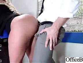 Busty Girl julie cash to bang Hard Style Banged In Office vid 20