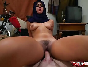 POV hairy girl getting smashed